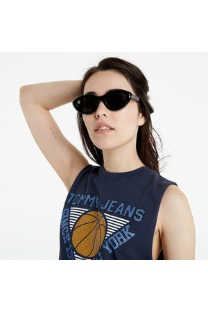 Tommy Hilfiger Relaxed Basketball Tank Top Twilight Navy
