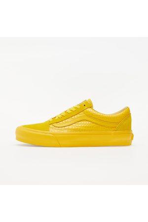 Vans Doplňky - Vans Old Skool VLT LX (Croc Skin) Lemon Chrome