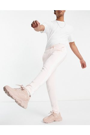 PUMA Muži Chino - Summer Luxe T7 track bottoms in pink