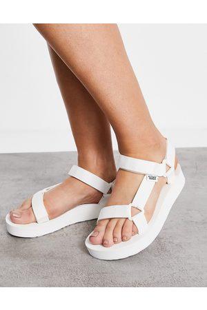 Teva Midform Universal chunky sandals in white