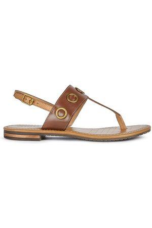Geox Ženy Sandály - Kožené sandály