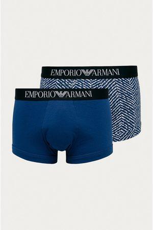 Emporio Armani Muži Boxerky - Boxerky (2-pack)