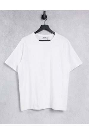 Weekday Tommie T-shirt in white