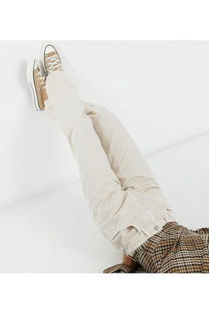Reclaimed Vintage Inspired dad jean in ecru wash-Cream