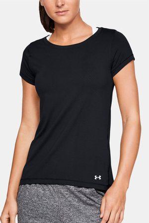 Under Armour Sportovní černé tričko HG