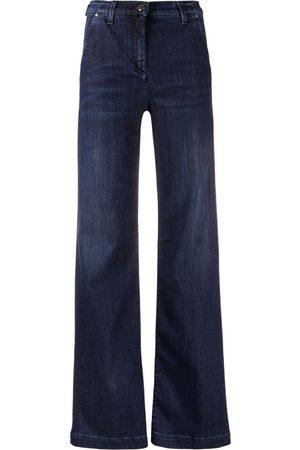 Jacob Cohen Ženy Bootcut - Flared high-waist jeans
