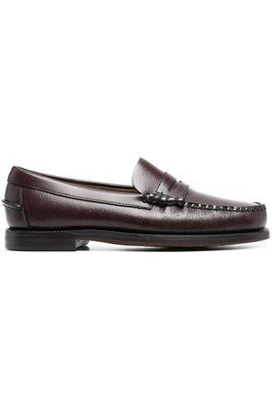 10 CORSO COMO Muži Nazouváky - Dan leather loafers