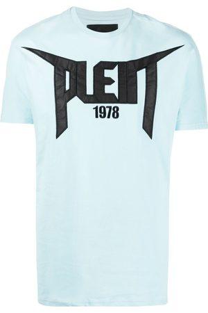 Philipp Plein 1978 logo patch T-shirt
