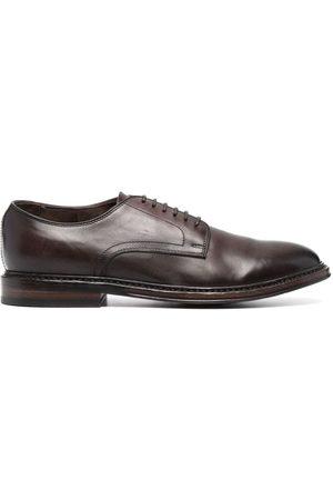 Officine creative Muži Do práce - Lace-up derby shoes