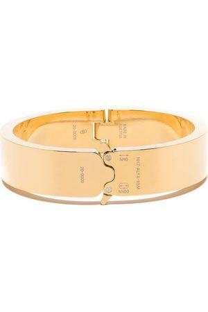 1017 ALYX 9SM Náramky - Logo engraved bracelet