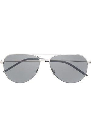 Saint Laurent Aviator-frame sunglasses