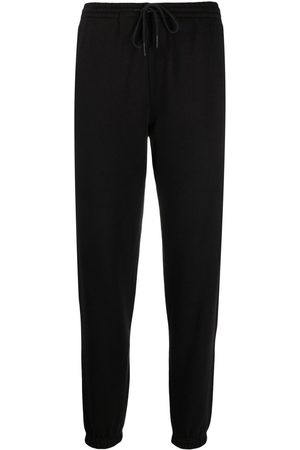 Vince Cotton tapered track pants
