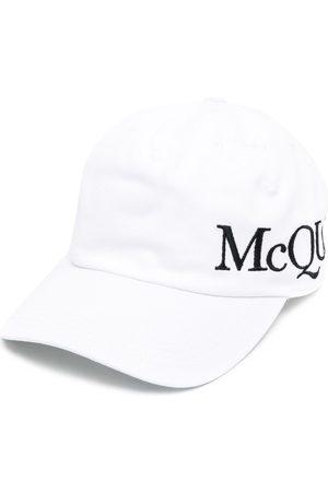 Alexander McQueen Muži Kšiltovky - Logo-embroidered baseball cap
