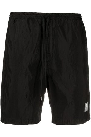 DEPARTMENT 5 Logo-patch track shorts