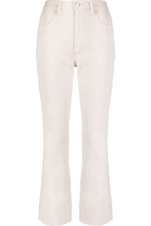 Closed High-waisted cropped jeans