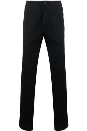 CANALI Muži Chino - Slim-cut chino trousers