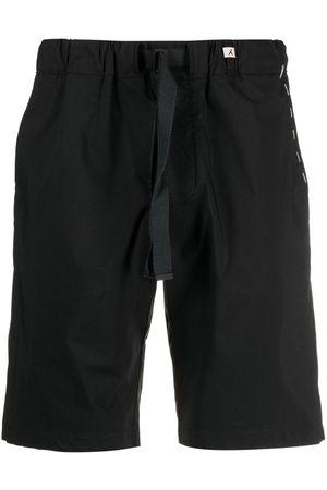 MYTHS Muži Kraťasy - Contrast stitching track shorts