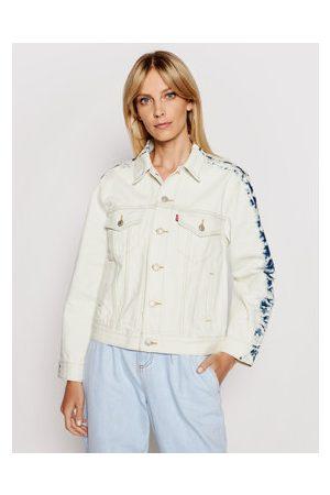 Levi's Ženy Džínové bundy - Jeansová bunda