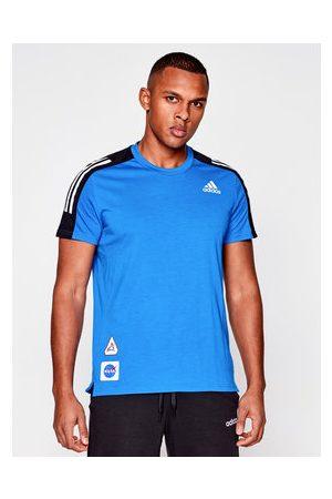 adidas Muži S límečkem - Funkční tričko