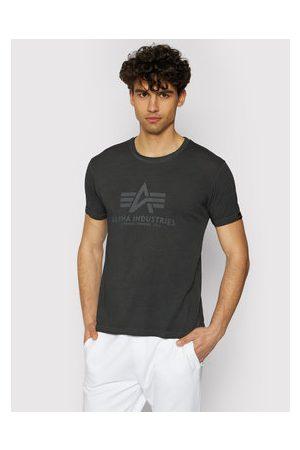 Alpha Industries Muži S límečkem - T-Shirt