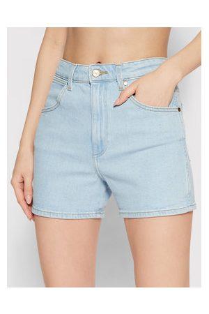 Wrangler Ženy Šortky - Džínové šortky