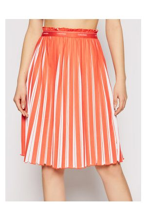 Calvin Klein Ženy Midi - Plisovaná sukně