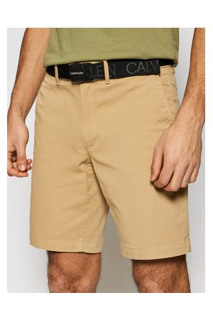 Calvin Klein Muži Šortky - Šortky z materiálu