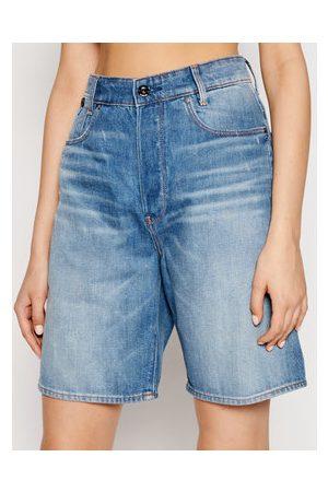 G-Star Ženy Šortky - Džínové šortky