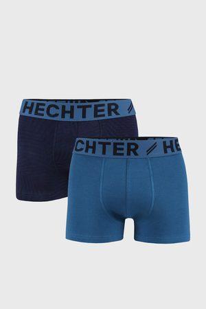 Daniel Hechter 2 PACK modrých boxerek Must