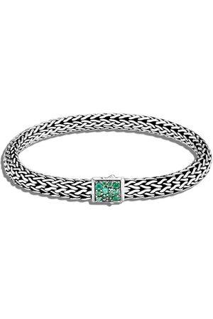 John Hardy Silver small Classic Chain 6.5mm bracelet