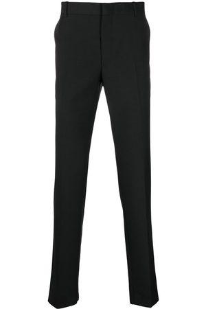Alexander McQueen Slim-leg tailored trousers