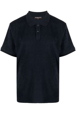 Michael Kors Terry short-sleeved polo shirt