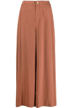 Vince Wide flared trousers
