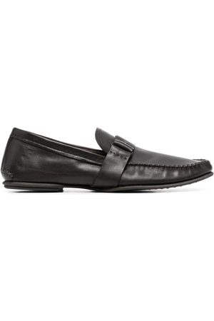 Officine creative Cliff leather loafers