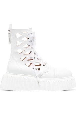 AGL ATTILIO GIUSTI LEOMBRUNI Viggy lace-up boots