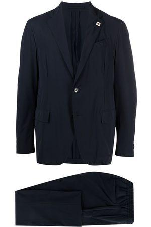 LARDINI Two-piece cotton suit
