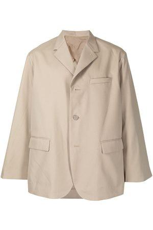 Fumito Ganryu Button-down blazer
