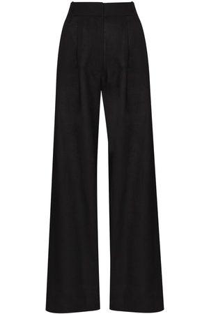 ASCENO Rivello wide-leg trousers