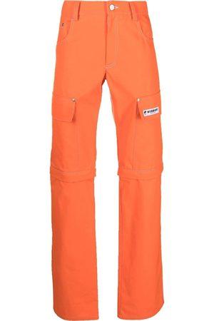MISBHV Logo straight-leg trousers