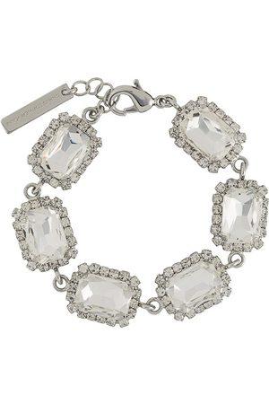 Christopher Kane Crystal stone bracelet