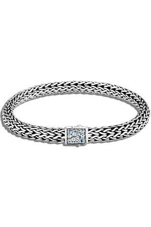 John Hardy Silver Classic Chain small 6.5mm reversible bracelet