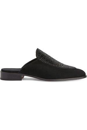 Giuseppe Zanotti Rudolph Cut suede loafers