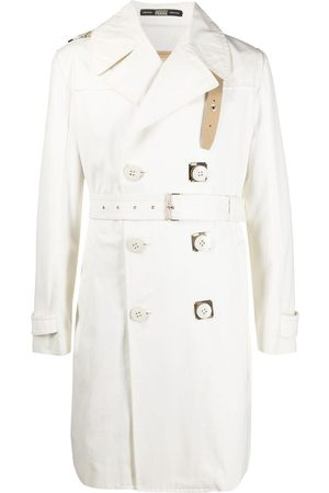 Gianfranco Ferré 1990s double-breasted trench coat