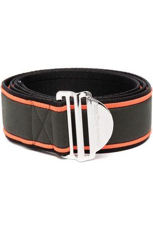 Alexander McQueen Logo buckle belt