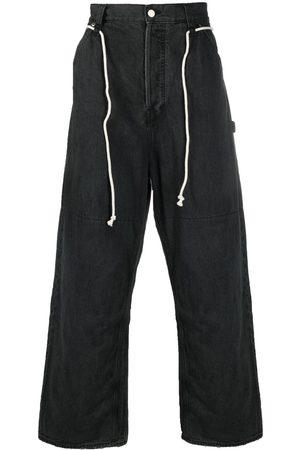 AMBUSH Drawstring oversized jeans
