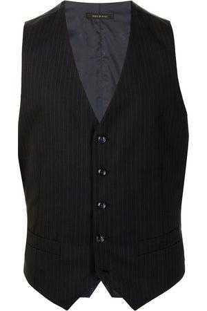 Armani Pinstripe wool waistcoat