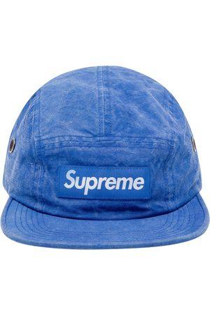 Supreme Washed linen Camp cap