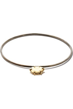 DALILA BARKACHE Ženy Náramky - 18kt yellow gold charm bracelet