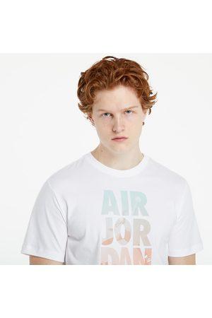 Jordan Jumpman Classics Short-Sleeve Graphic T-Shirt White