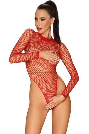 Obsessive Ženy Body - Vášnivé body B126 teddy - XL/XXL